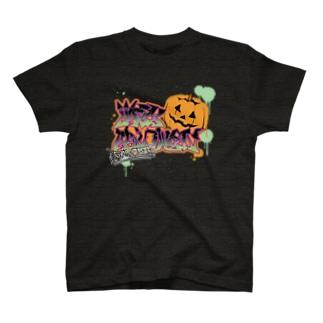 ハロウィングラフィティ Tシャツ