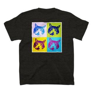 ラン君がいっぱい T-shirts