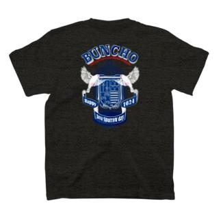 文鳥EMBLEM T-shirts