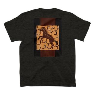 馬 T-shirts