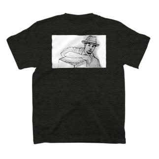 さすらいのカホニスト T-shirts
