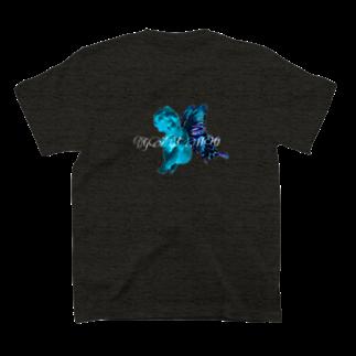 homeçon tokyoの我=蝶 T-shirts