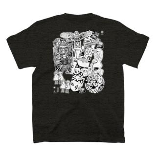 シールべたべたT #2 T-shirts