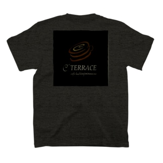 C' TERRACE cafe T-shirts