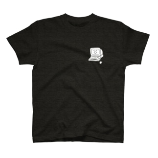 Lonely Computer T-shirts