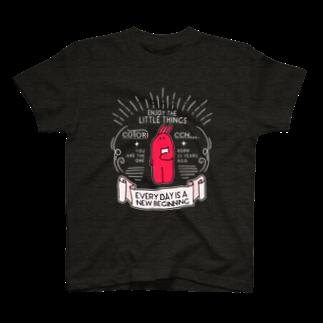 コトリッチのダークカラー -OYABUN- T-shirts