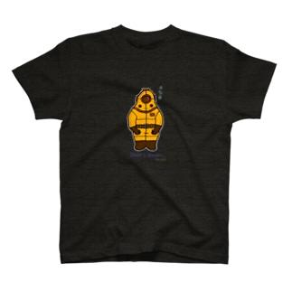 ダイバー君リターン T-shirts
