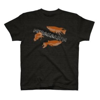 MEDKARIUMコラボ3 T-shirts