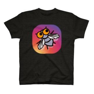ハエサン 3 T-shirts