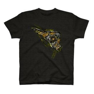 inner machinery -Lights- T-shirts