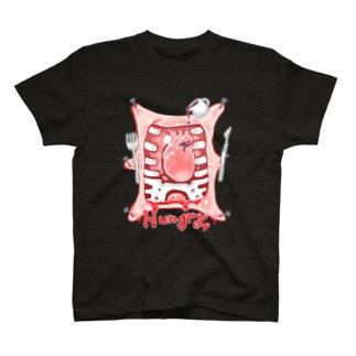 君の心臓を食べたい T-shirts