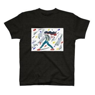 Chika Chika Shaka Shaka T-shirts
