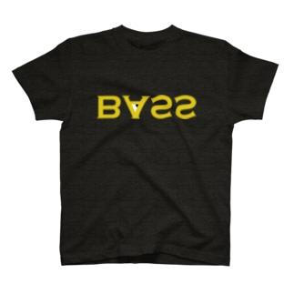 URAME BASS TEE(マスタードロゴ) Tシャツ