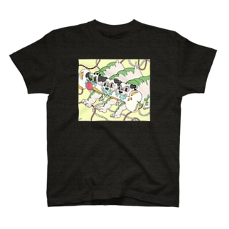 わんわん T-shirts