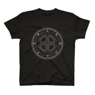 ハチリン魔法陣 T-shirts
