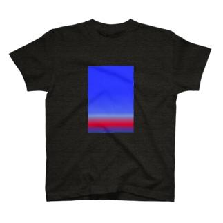 グラデ Tシャツ