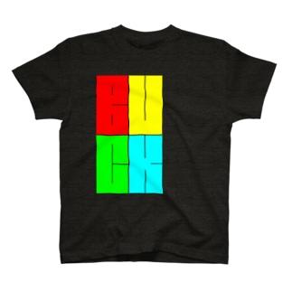 box buck T-shirts