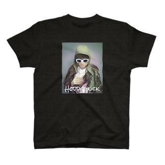 ろっくろっく T-shirts