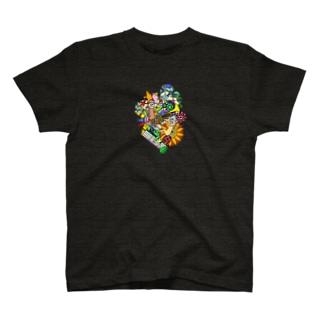 ポンヌフとプーヤンとトランペット♫ T-shirts