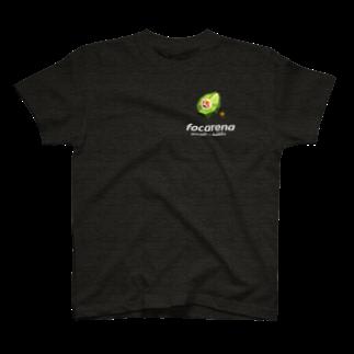 Designer YKのfocarena Tシャツ