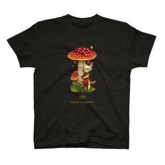 シークとキノコTシャツ T-shirts
