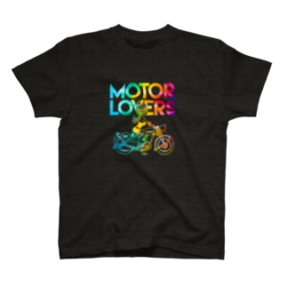 Motor Lovers Tシャツ T-shirts