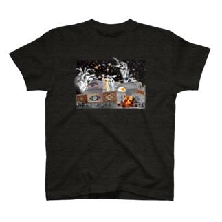 魔法遣い T-shirts