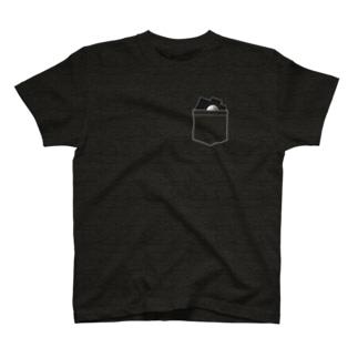 カメラのイラスト T-shirts
