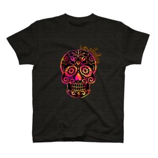 #todomeスカル T-shirts