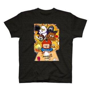 創造中 T-shirts