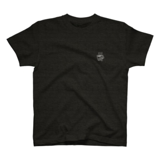 Coffee Lovaz グッズ(白インク) T-shirts