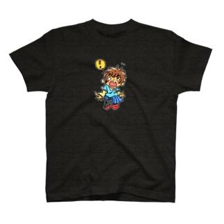 HiNATAのひなたのアトリエ 吃驚 T-shirts