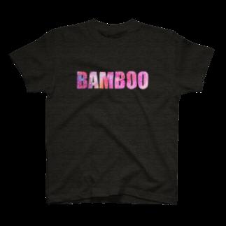 バンブータケのBAMBOO T T-shirts