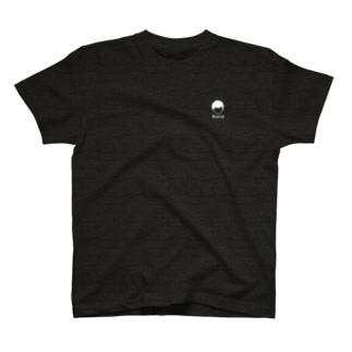 kuro 白 T-shirts