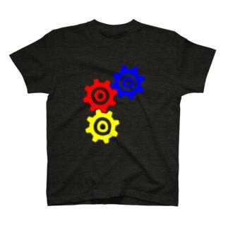 HAGURUMA T-shirts