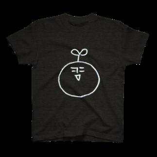 アトリエ蟲人の蟲人の顔。 T-shirts