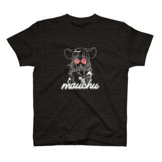 mauchu Tシャツ