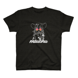 ナナメのmauchu T-shirts
