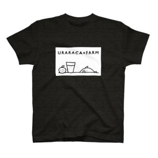 URARACA=FARM T-shirts