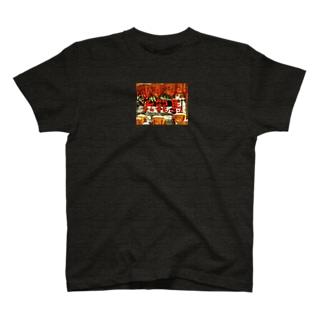 クローバー T-shirts