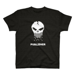 パブリッシャー T-shirts