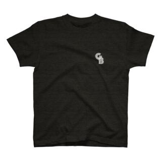 GB Brewers ホームデザイン 黒 T-shirts