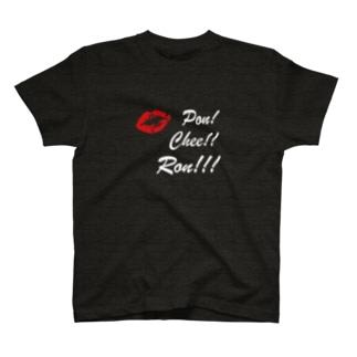 CLAIM LIPS T-shirts