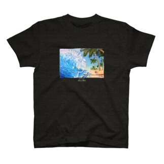 The blue wave T-shirts