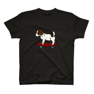 ボードじゃっさん カラー T-shirts