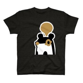 とーとつにエジプト神 カワウソ Tシャツ