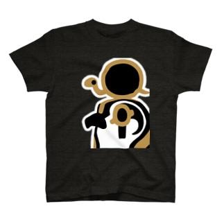 とーとつにエジプト神 ラー T-shirts