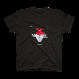yukiNEM のVirtualize3 T-shirts