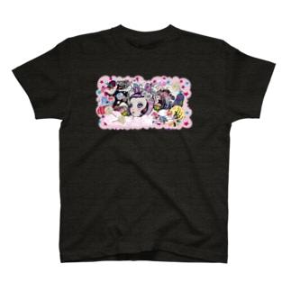 キラ子 T-shirts