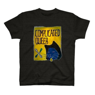 COMPLICATED QUEER T-shirts